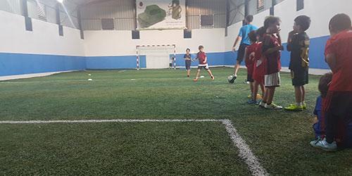Riyadi Indoor