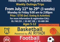 Pro Sports Camp